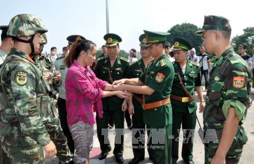 Desarticulan red de trafico humano en provincia nortena de Vietnam hinh anh 1