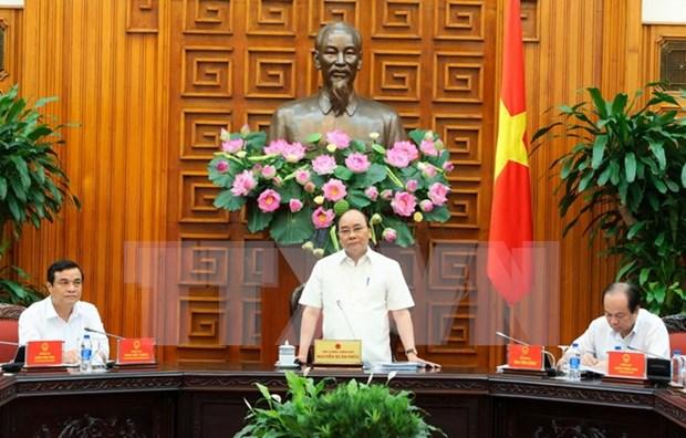 Premier pide a Quang Nam desarrollar modelo de crecimiento sostenible hinh anh 1