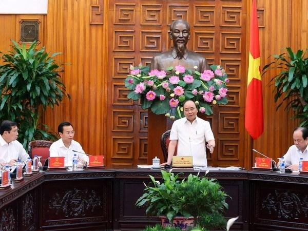 Da Nang debe convertirse en ciudad inteligente y competitiva, dijo premier hinh anh 1