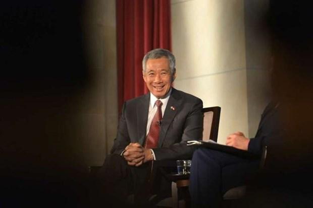 Firman Singapur y Japon acuerdos de cooperacion economica hinh anh 1