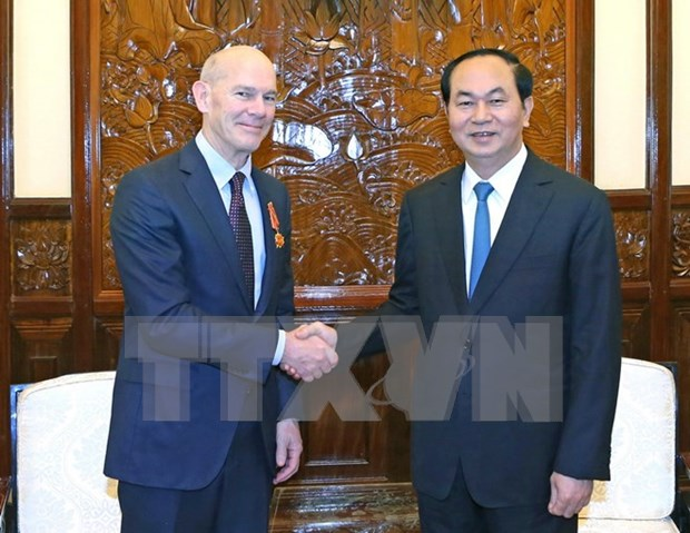 Vision Mundial Internacional continua apoyo a Vietnam hinh anh 1