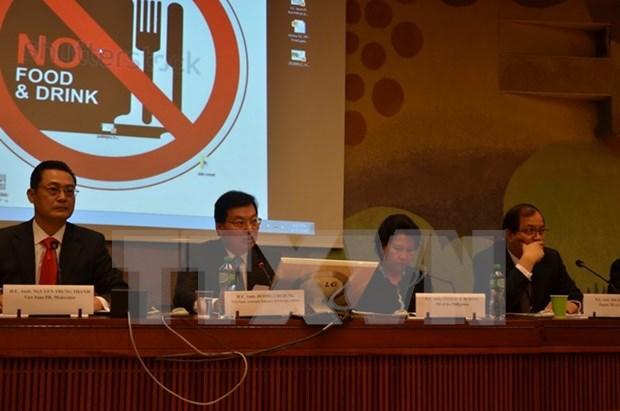 Vietnam coorganiza seminario internacional para buscar soluciones al trafico humano hinh anh 1