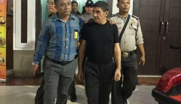 Indonesia extradita un traficante de personas a Australia hinh anh 1