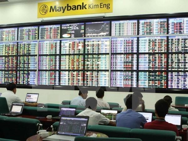 Aumentan inversiones sudcoreanas en bolsa de valores de Vietnam hinh anh 1