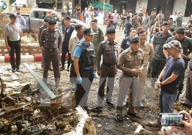 Violencia se repite en el Sur de Tailandia hinh anh 1