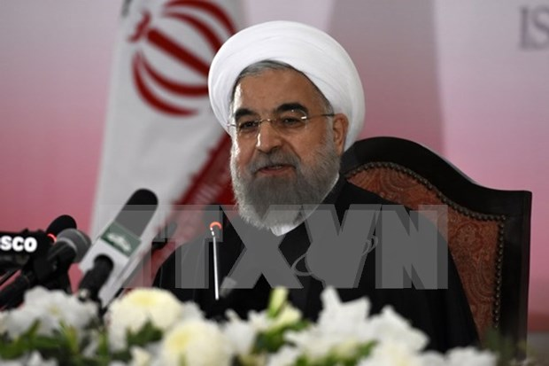 Presidente de Iran visitara Vietnam hinh anh 1