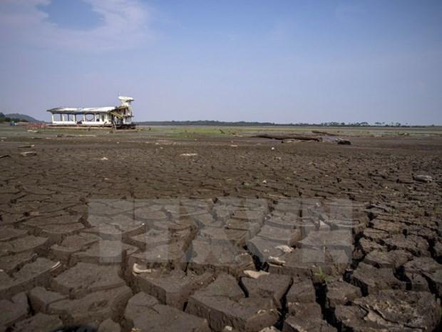 UE estudia ayudar a Vietnam en respuesta al cambio climatico hinh anh 1
