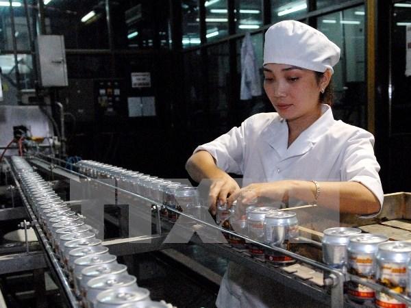 Produccion industrial de Vietnam incrementa un 7,4 por ciento hinh anh 1