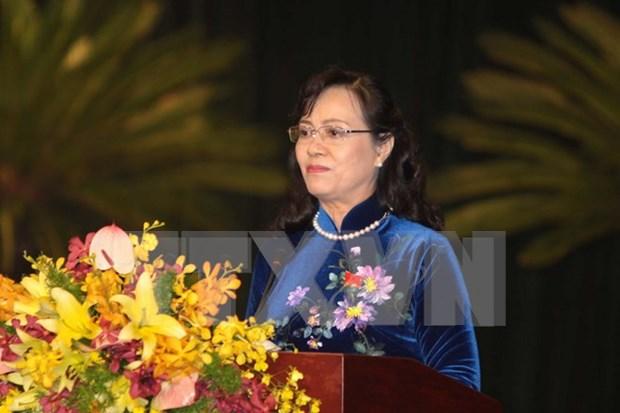 Ciudad Ho Chi Minh robustece relaciones con La Habana hinh anh 1