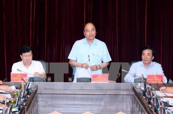 Dien Bien debe aprovechar ventajas para el desarrollo turistico, destaca premier hinh anh 1