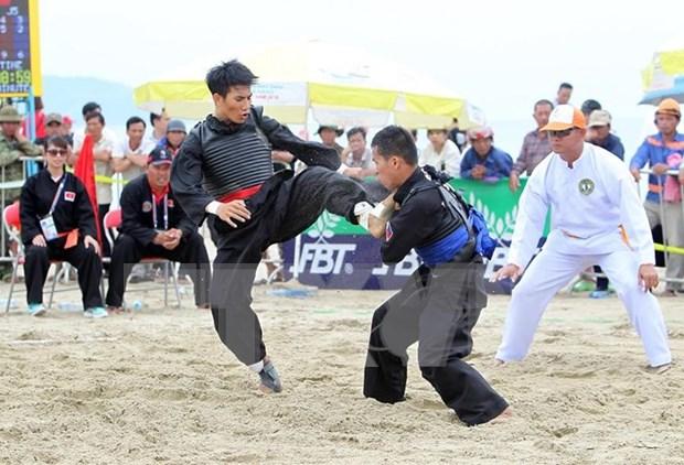Juegos Asiaticos de Playa: Vietnam sigue al frente de la medalleria hinh anh 1