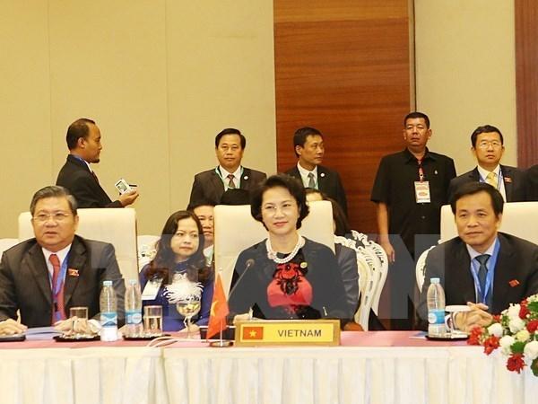 Vietnam contribuye activamente a exito de AIPA – 37 hinh anh 1