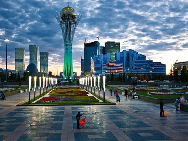 Kazajstan ofrece oportunidades para productos vietnamitas hinh anh 1