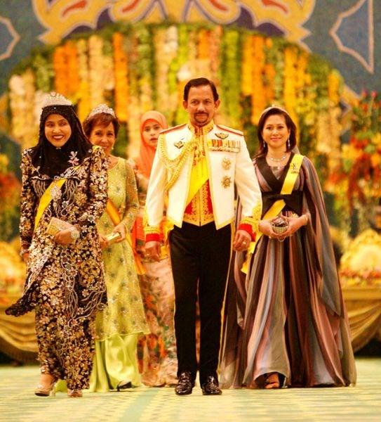 Malasia y Brunei discutiran medidas para intensificar relaciones hinh anh 1