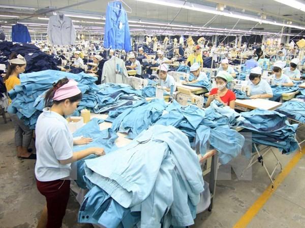 Vietnam registra superavit comercial con India hinh anh 1