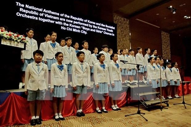 Celebran en Ciudad Ho Chi Minh Dia Nacional de Sudcorea hinh anh 1