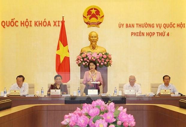 Preparan segundo periodo de sesiones parlamentarias en Vietnam hinh anh 1
