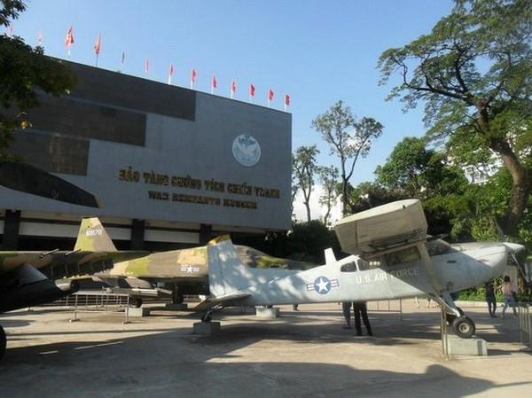Museo de Remanentes de Guerra en Vietnam figura entre los mejores del mundo hinh anh 1