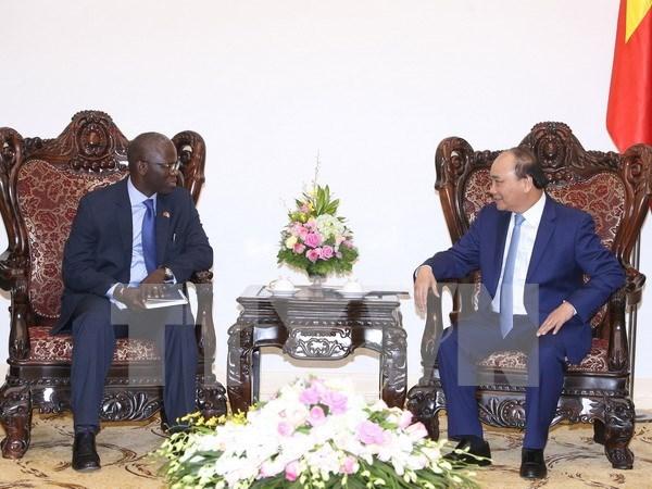 Vietnam propone continua ayuda del Banco Mundial en desarrollo hinh anh 1