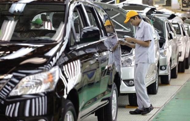 Indonesia prioriza fabricacion de automoviles amigables con medio ambiente hinh anh 1