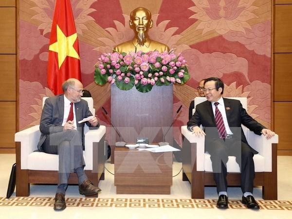 Exhortan a impulsar negociaciones sobre TLC Vietnam-EFTA hinh anh 1