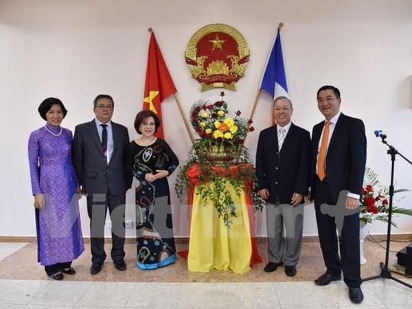 Vietnam abre consulado honorario en Nueva Caledonia hinh anh 1