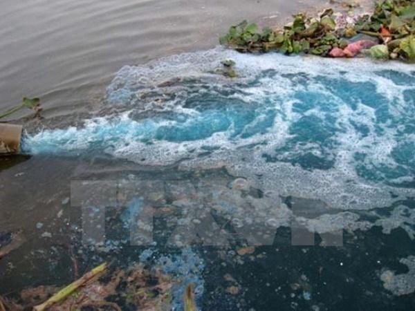 Arranca construccion del mayor sistema de tratamiento de residuos de Vietnam hinh anh 1