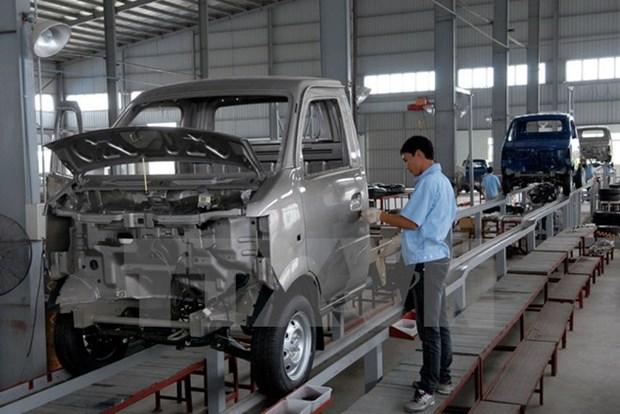 Promueven inversion tailandesa en industria auxiliar en Vietnam hinh anh 1
