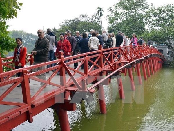 Inauguran en Hanoi primer centro de informacion en apoyo a los turistas hinh anh 1
