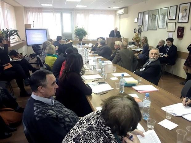 En Rusia seminario sobre experiencias de renovacion de Vietnam hinh anh 1