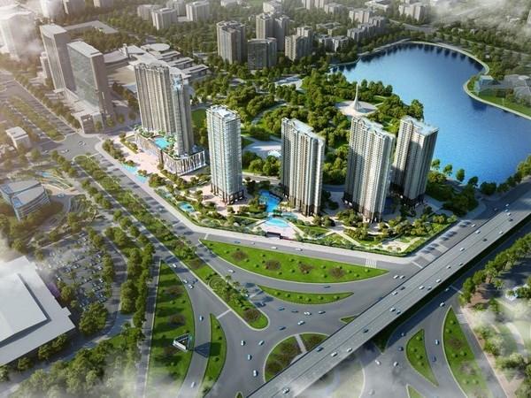 Gran inversion en proyectos inmobiliarios en Vietnam hinh anh 1