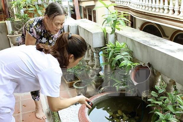 Despliegan en Vietnam medidas en respuesta a nuevos brotes de Zika hinh anh 1