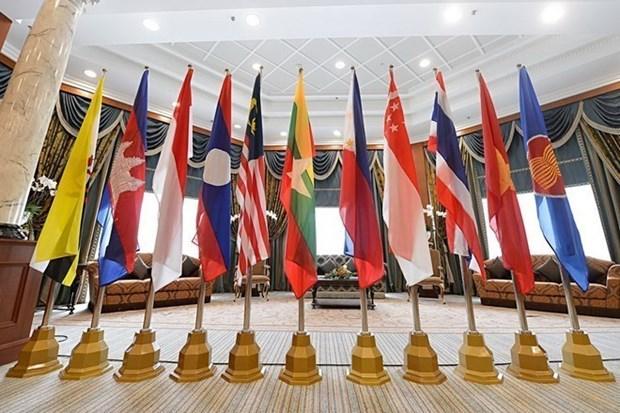 Paises de ASEAN debaten la construccion de un mercado aereo comun hinh anh 1