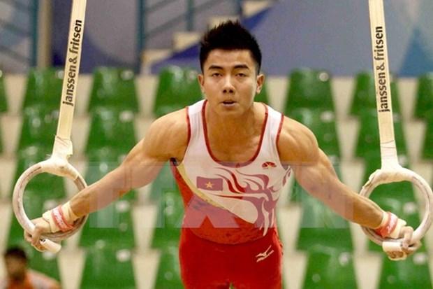 Vietnam gana dos medallas doradas en Copa Mundial de Gimnasia hinh anh 1