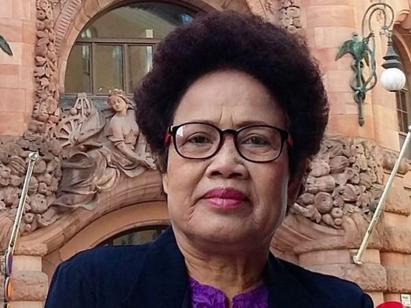 Tribunal de Cambodia iniciara juicio contra senadora opositora hinh anh 1