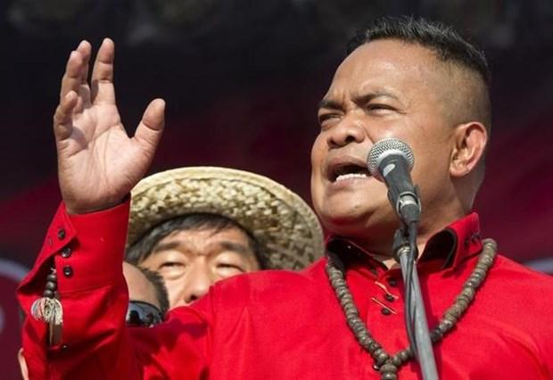 Tailandia: Encarcelado lider de camisas rojas por difamacion y desordenes hinh anh 1