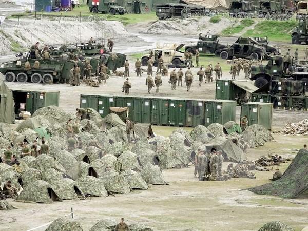 Juez filipino urge reanudacion de patrullaje conjunto con EE.UU. en el Mar del Este hinh anh 1