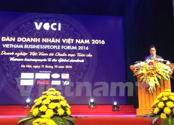 Empresas vietnamitas avanzan hacia estandares mundiales hinh anh 1