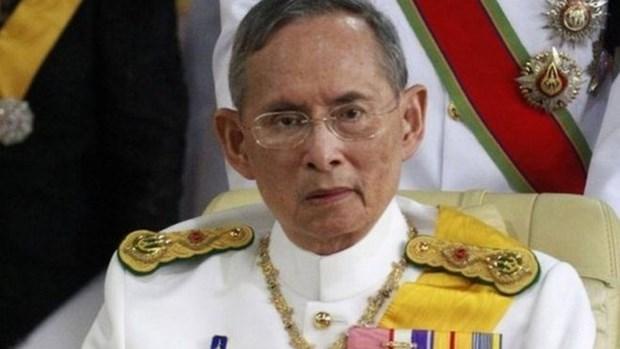 Fallece el rey de Tailandia, monarca con mas tiempo en un trono hinh anh 1