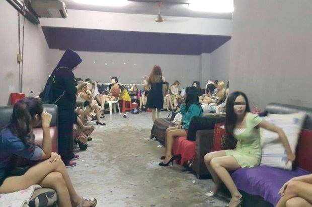 Rescatan a mujeres vietnamitas obligadas a la prostitucion en Malasia hinh anh 1