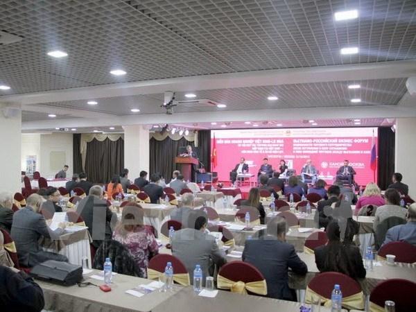 TLC amplia oportunidades de cooperacion comercial para Vietnam y Rusia hinh anh 1