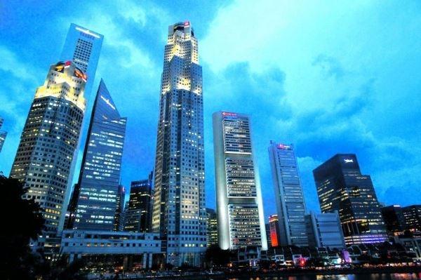 Economia de Singapur registra bajo crecimiento en tercer trimestre hinh anh 1