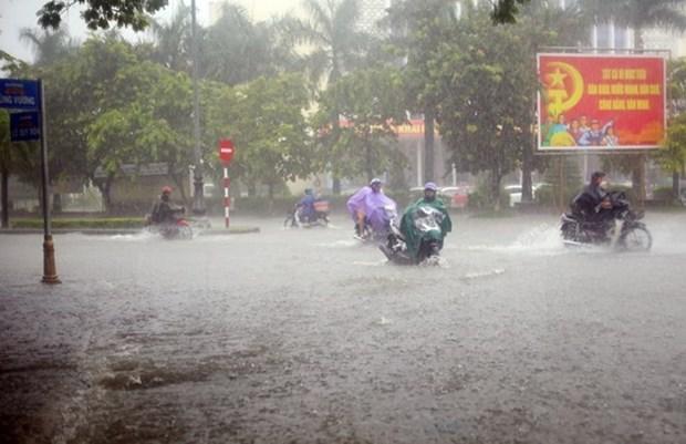 Inundaciones devastadoras afectan varias provincias centrales de Vietnam hinh anh 1