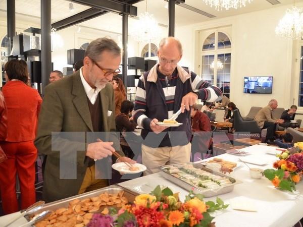 Degustan gastronomia de Vietnam en primer museo de mundo de alimentacion hinh anh 1