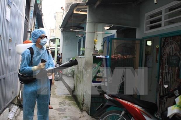Confirman dos nuevos casos de Zika en Ciudad Ho Chi Minh hinh anh 1