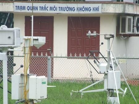 Hanoi instalara 20 estaciones de monitoreo atmosferico hinh anh 1