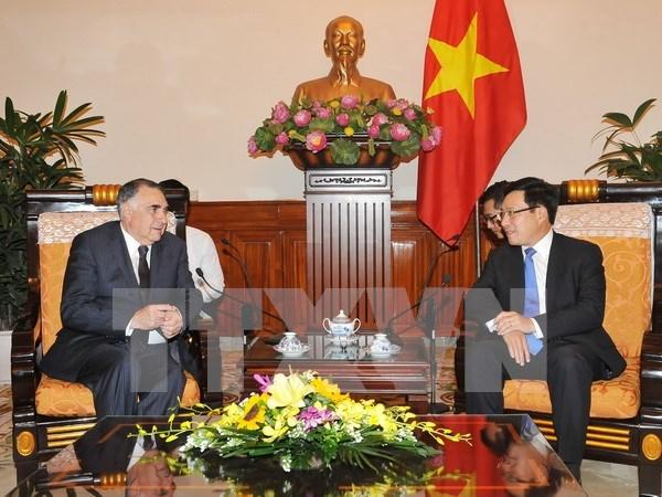 Vietnam considera importantes nexos de cooperacion integral con Chile hinh anh 1
