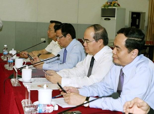Vietnam convoca programa de donacion por los pobres en 2016 hinh anh 1