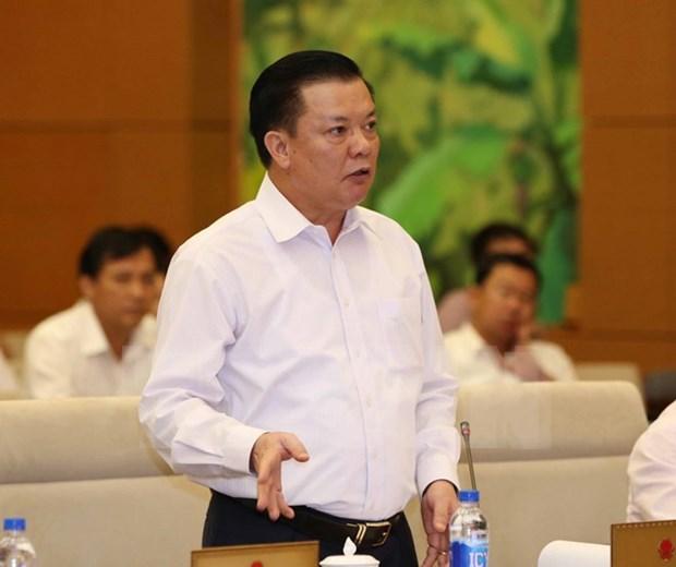 Comite Permanente del Parlamento sugiere aumento del sueldo basico hinh anh 1