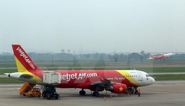 Vietjet Air abrira nueva ruta aerea entre Hanoi y Sudcorea hinh anh 1